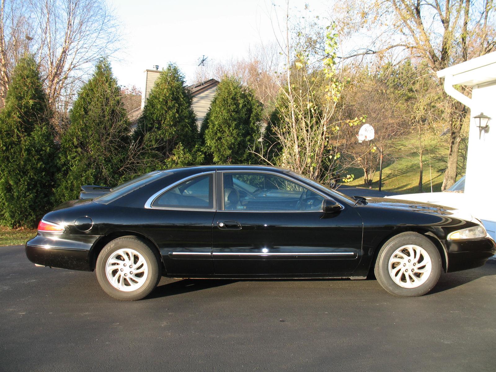 Tbird800 U0026 39 S 1998 Lincoln Mark Viii