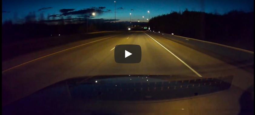 Accompanying image for Driving Alaska Rt1 (Glenn Highway) Alaska