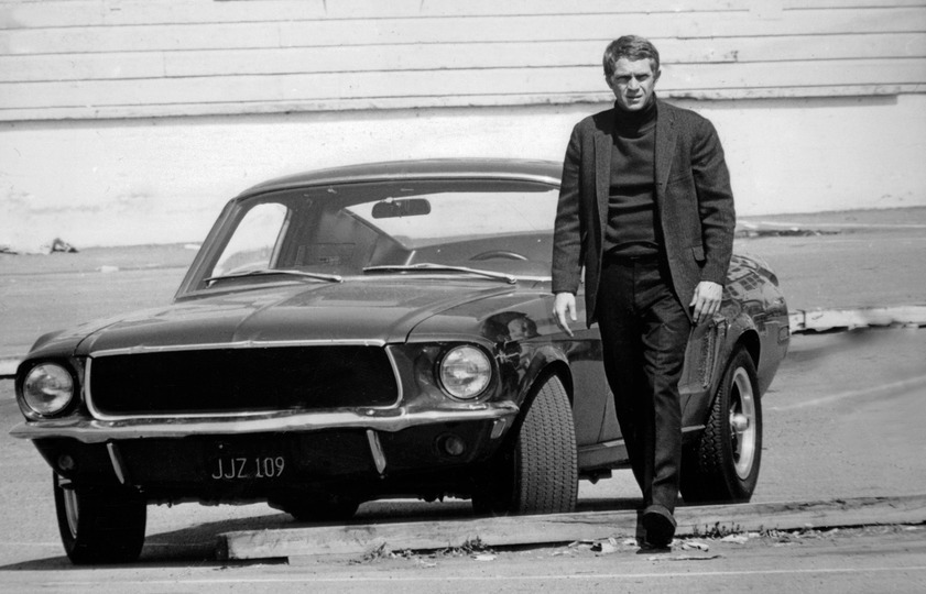Accompanying image for A remake of a remake of a remake: 2019 Mustang Bullitt?