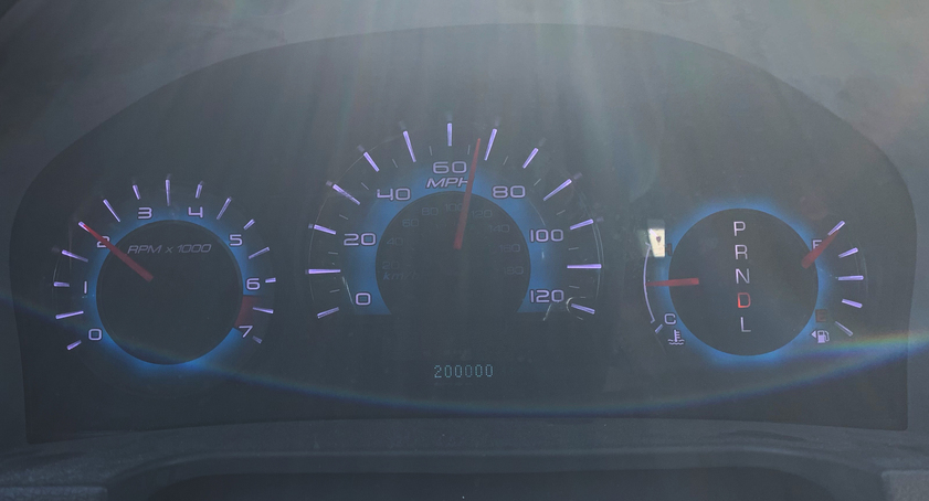 Accompanying image for What does it take for a 2010 Ford Fusion to hit 200,000 miles?