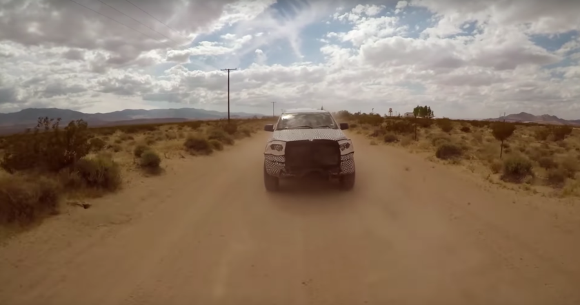Accompanying image for 2021 Ford Bronco: Tame or Wild?